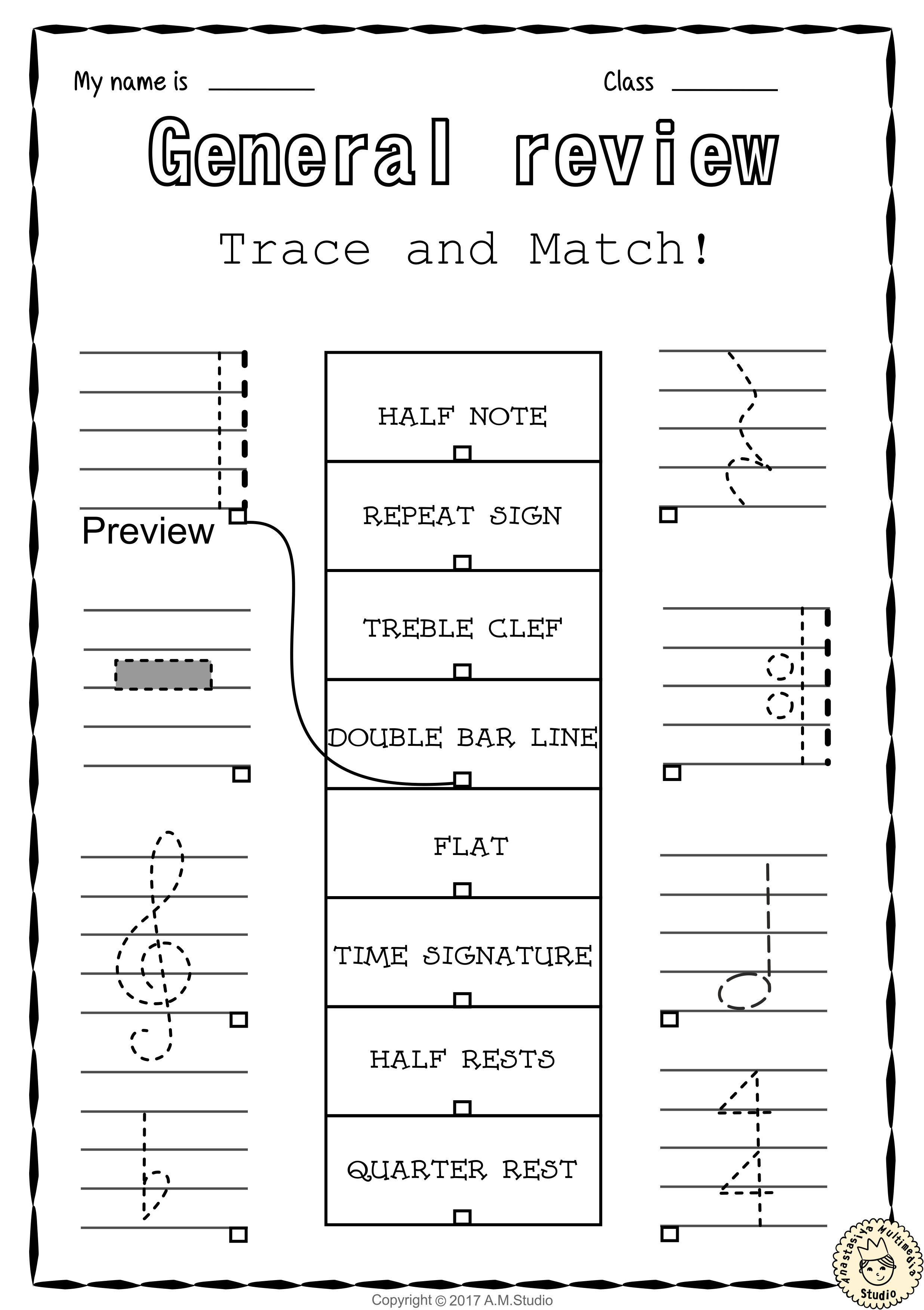 Lets learn the music symbols no prep printables bundle biocorpaavc Image collections