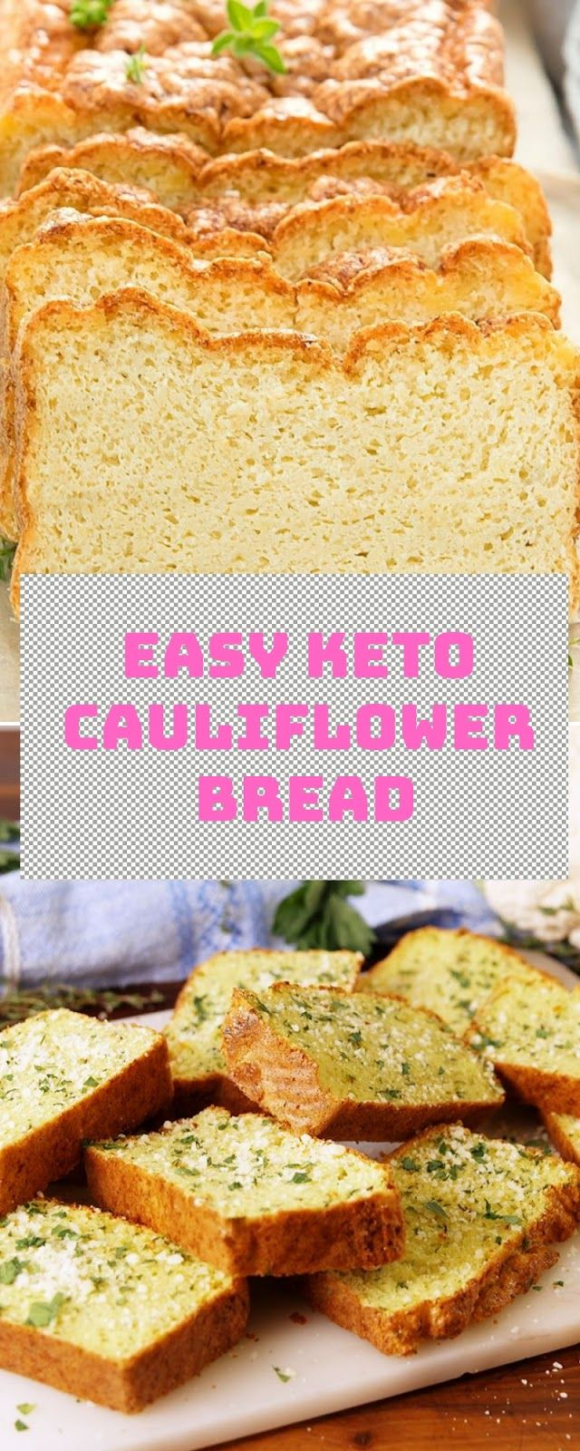 Pin By Calisse Shania On All Recipes In 2019 Cauliflower Bread