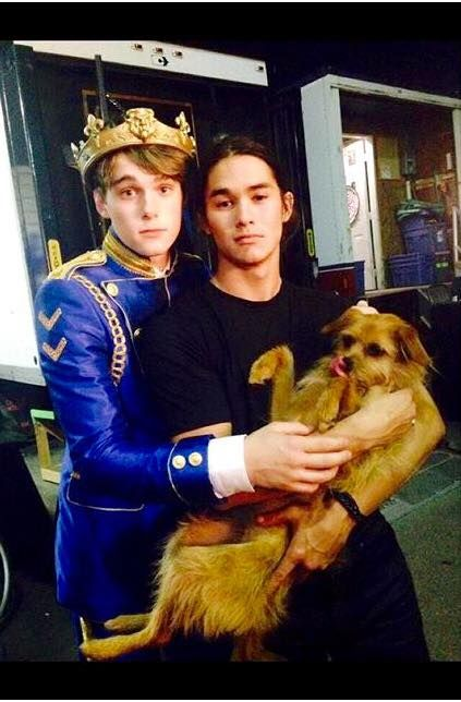 ben, jay and dude *carlos | Flawless Casting | Disney descendants