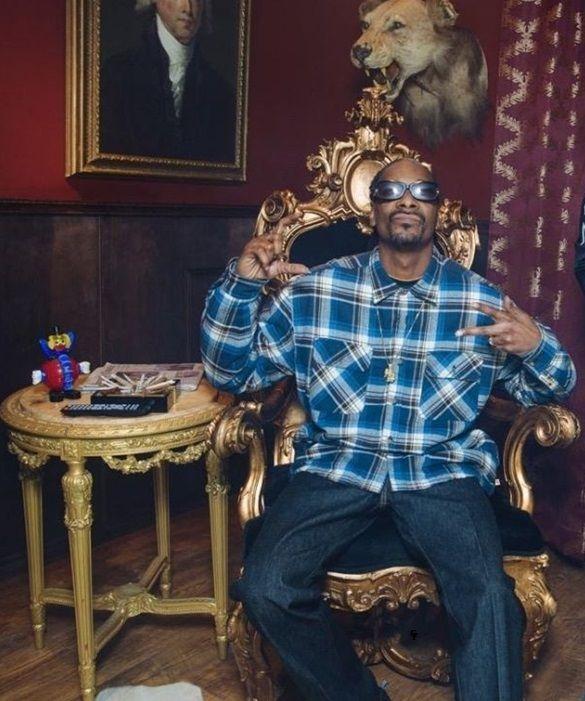 Snoop Dogg (Crip Hop)