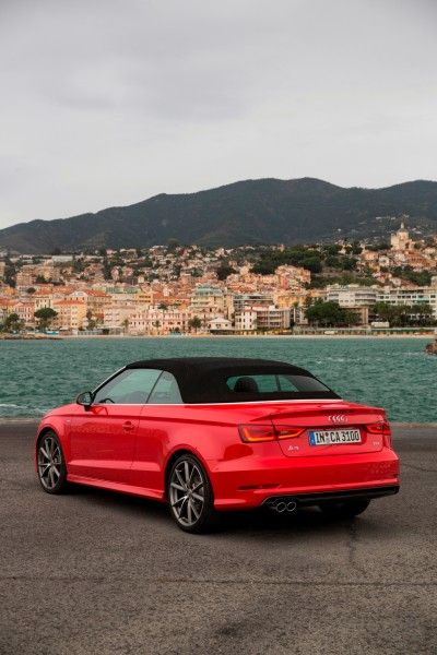 2015 Audi A3 Cabrio Seeks Cheer Team Leaders (Video and All Interior/Exterior Photos)