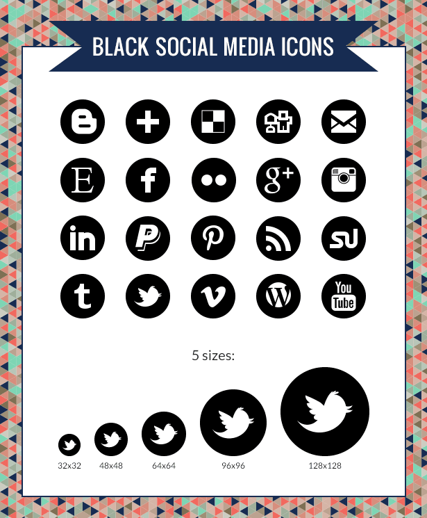 How to Add Social Media Icons to Your Website | blog tips