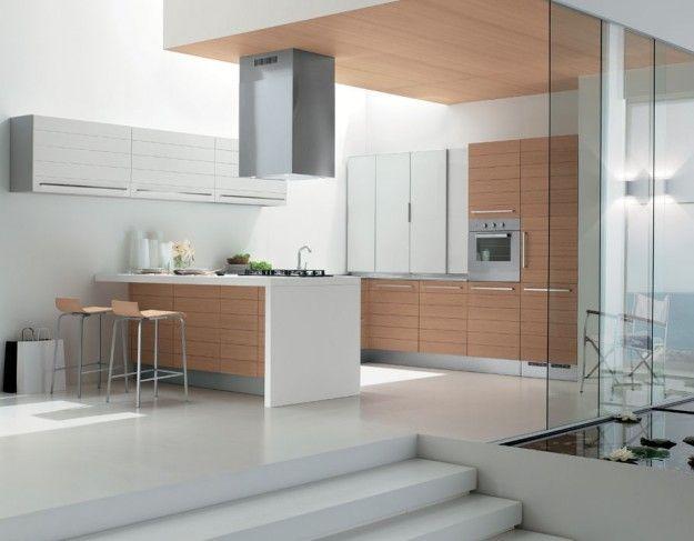 cucina moderna piccola angolare - Cerca con Google | Kitchen ...