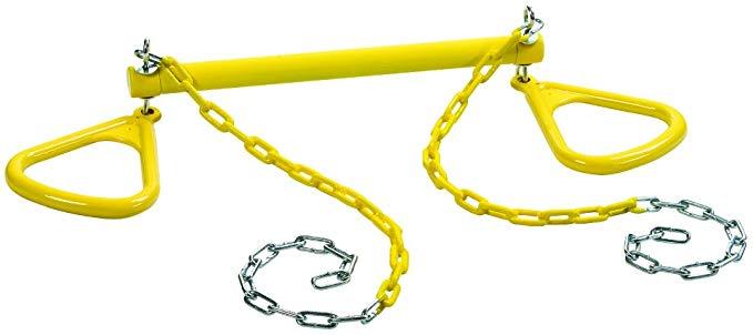CREATIVE CEDAR DESIGNS Ultimate Triangle Rings /& Trapeze bar