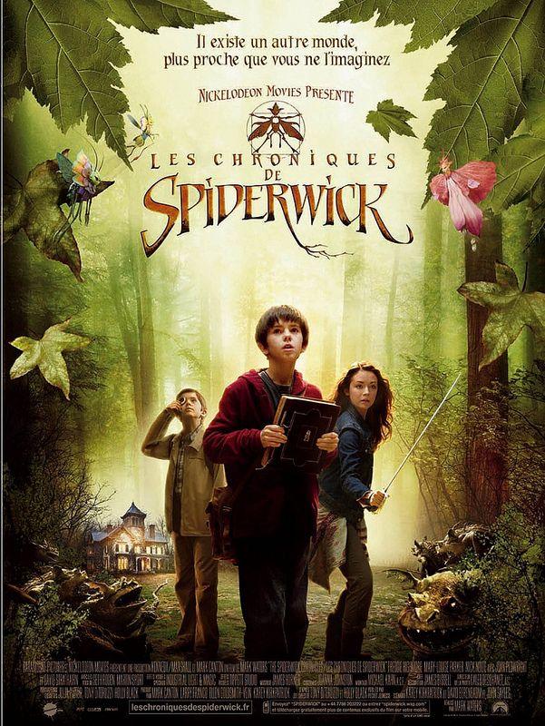 The Spiderwick Chronicles 2008 Spiderwick Fantasy Movies