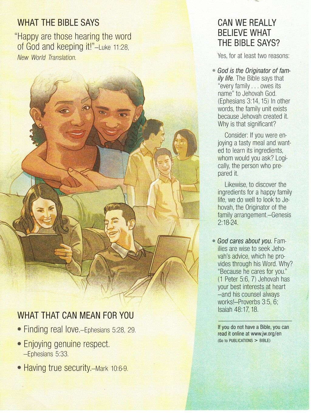 What Is The Key To Happy Family Life Bible Study Notes Free Bible Study Bible Teachings
