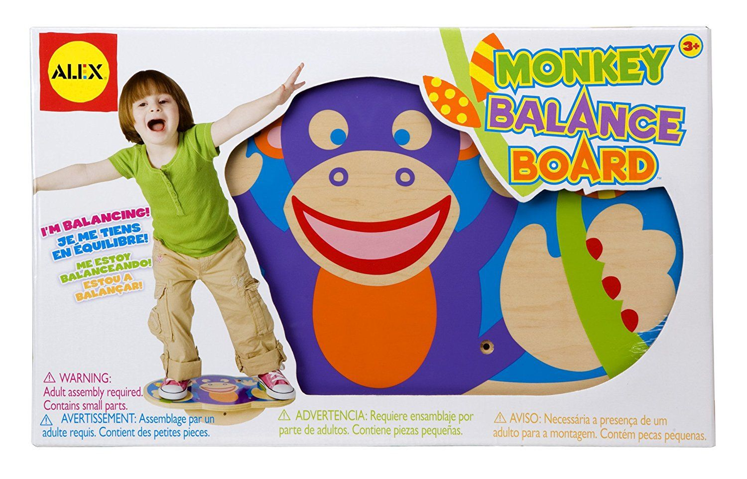 Cool Toys for 3 Year Old Boys 2019 Alex toys, Balance