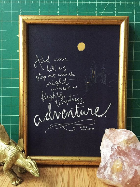 Flighty Temptress Harry Potter Quote Albus By