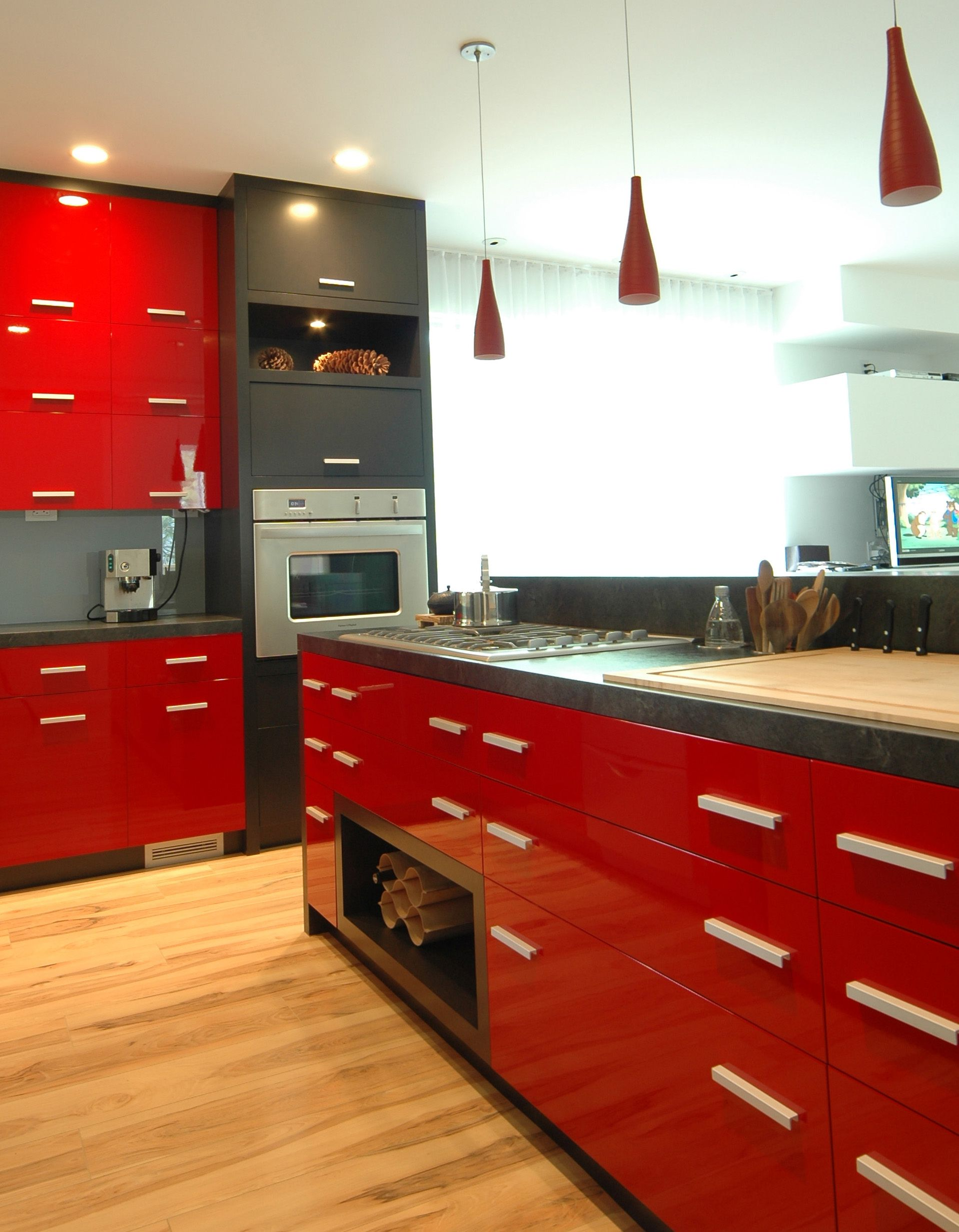 Pin En Contemporary Kitchens
