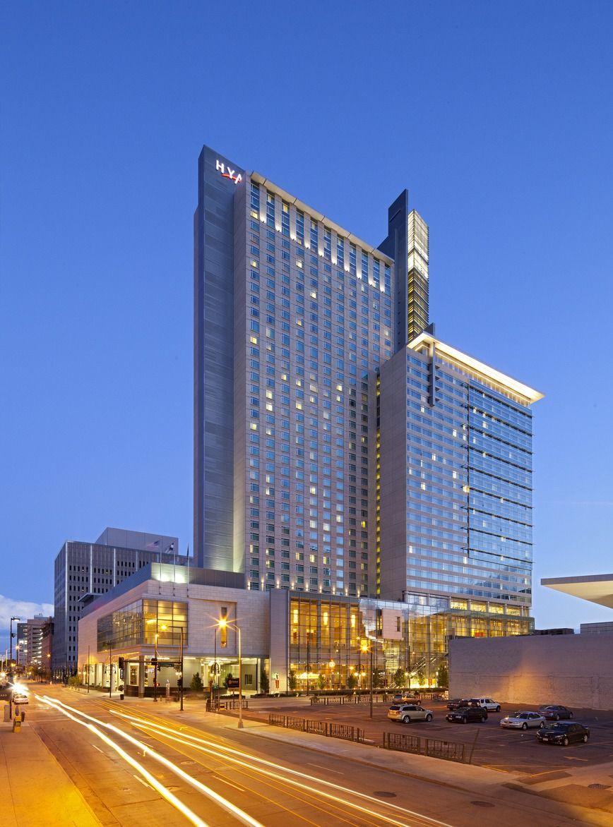 Luxury Hotel In The Heart Of Downtown Denver Hyatt Regency
