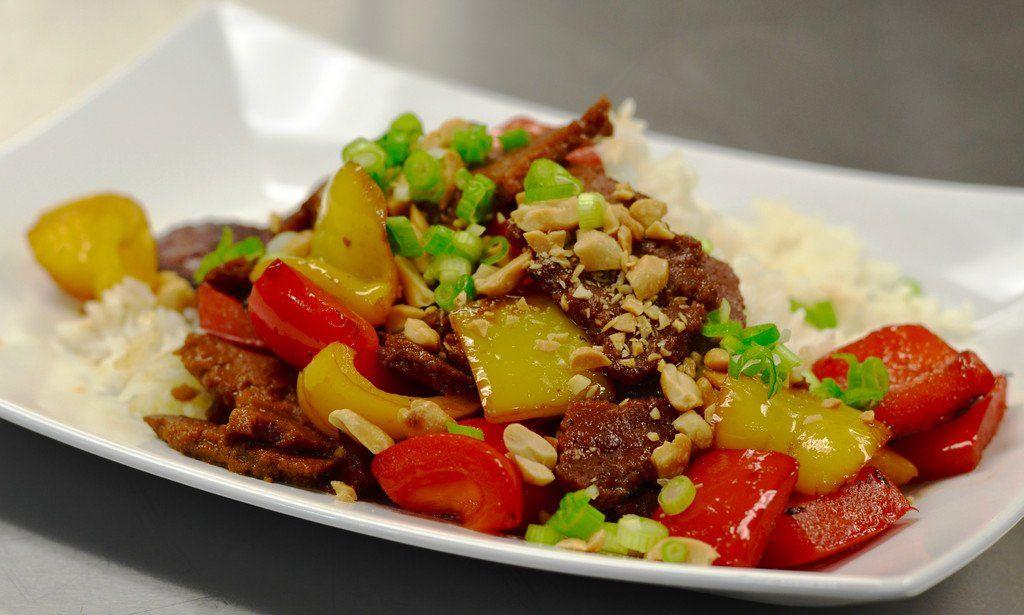 Recipe: Bulgogi Stir Fry | Bulgogi, Recipes, Stuffed peppers