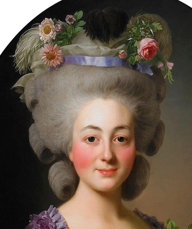 18th Century Makeup Makeup Art Historische Frisuren Jahrhundert