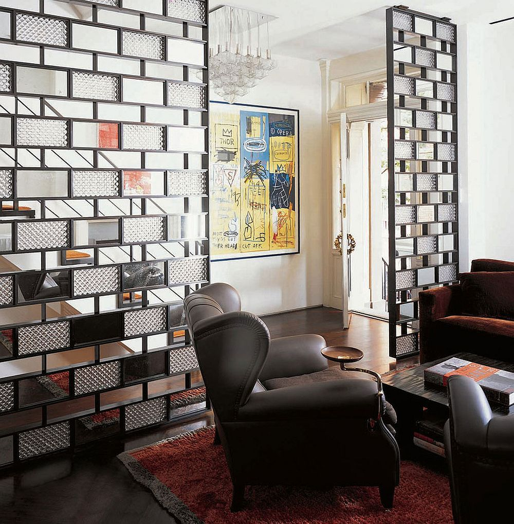 25 Nifty Spacesaving Room Dividers For The Living Room  Divider Entrancing Living Room Divider Design Decorating Design