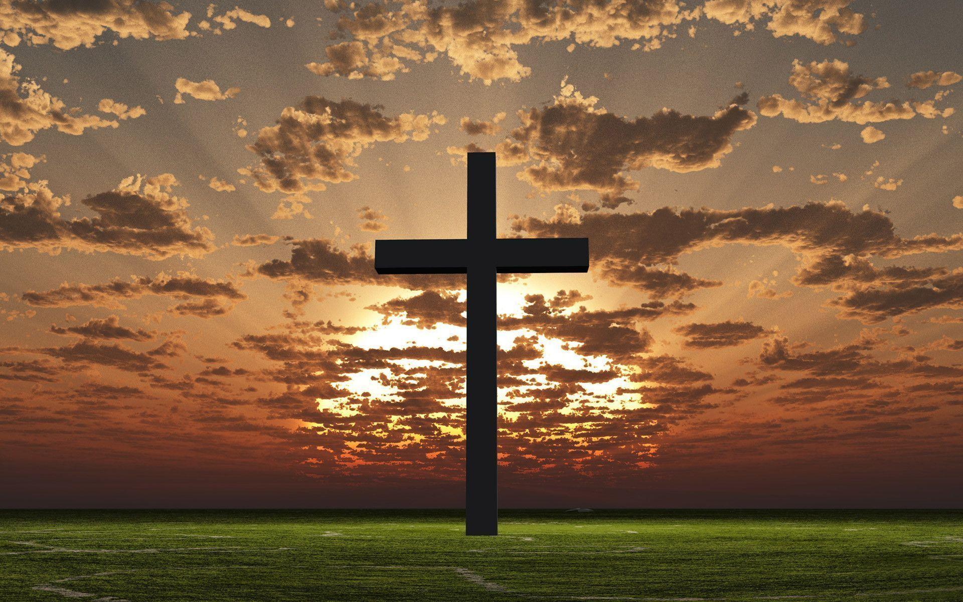 картинка крест красивая прочным бронзовым