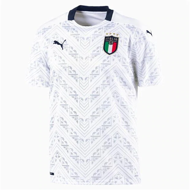 Italy Away Shirt 2020 In 2020 Italy National Football Team National Football Teams Soccer Jersey