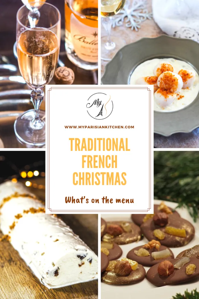 Traditional French Christmas Menu My Parisian Kitchen