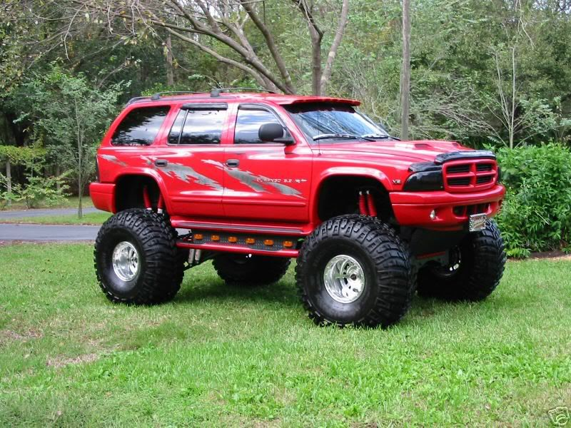 dodgedurango4x4lifted  Lifting an RT  Page 3  Dodge Durango