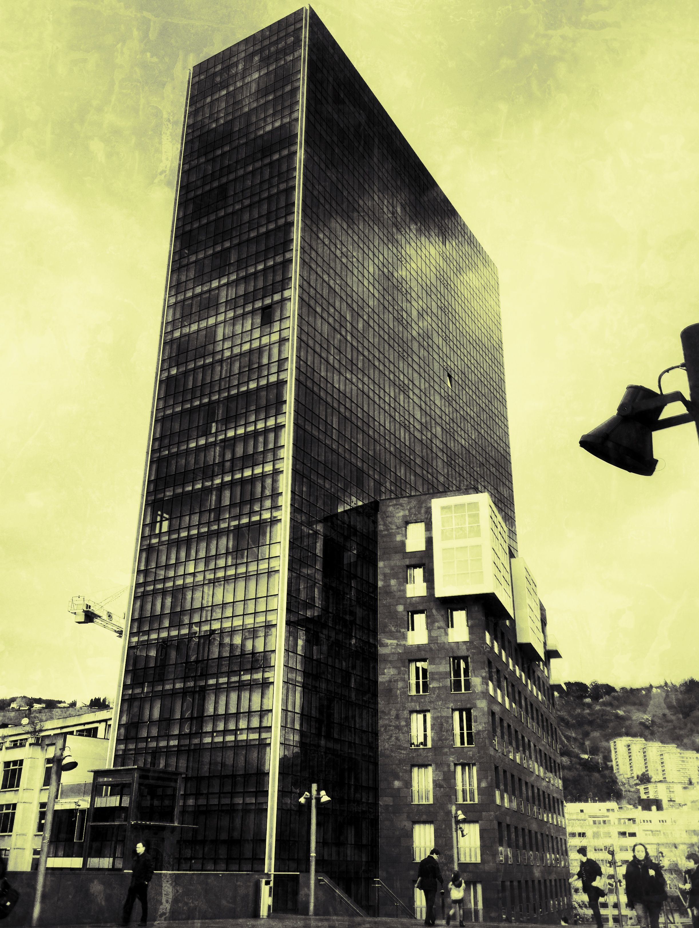 Bilbao Torres Isozaki