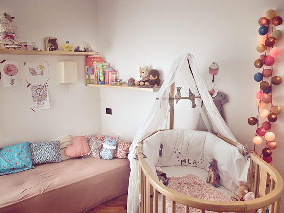La chambre bébé de Mila | Chambre bébé, Déco chambre bébé et ...