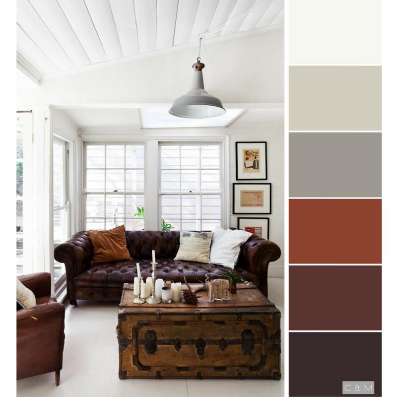 rot, braun, grau, weiß | Haus, Grundrisse, Einrichtungen in ...