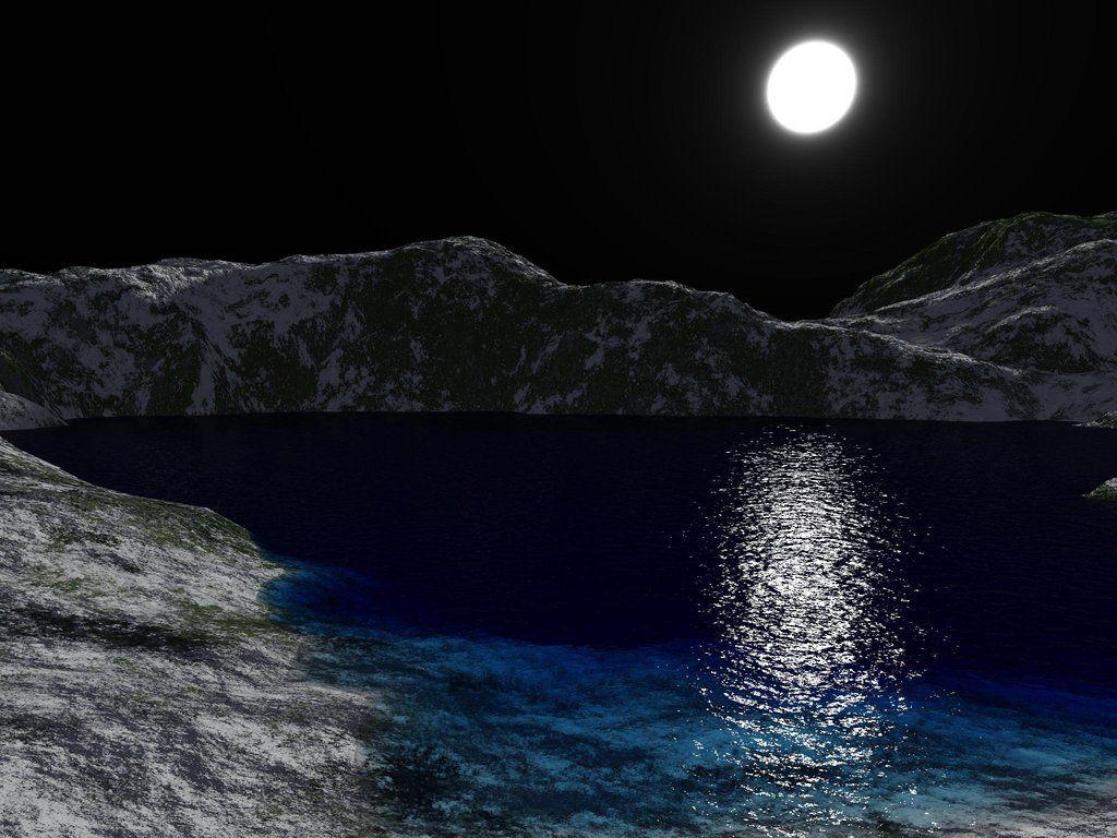Blue Lake At Night Wallpaper 1080p Blue Lake At Night Wallpaper Blue Lake Wallpaper Lake