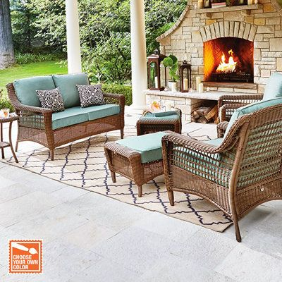 How To Choose The Right Types Of Outdoor Patio Furniture Designalls Outdoor Porch Furniture Outdoor Patio Furniture Sets Porch Furniture