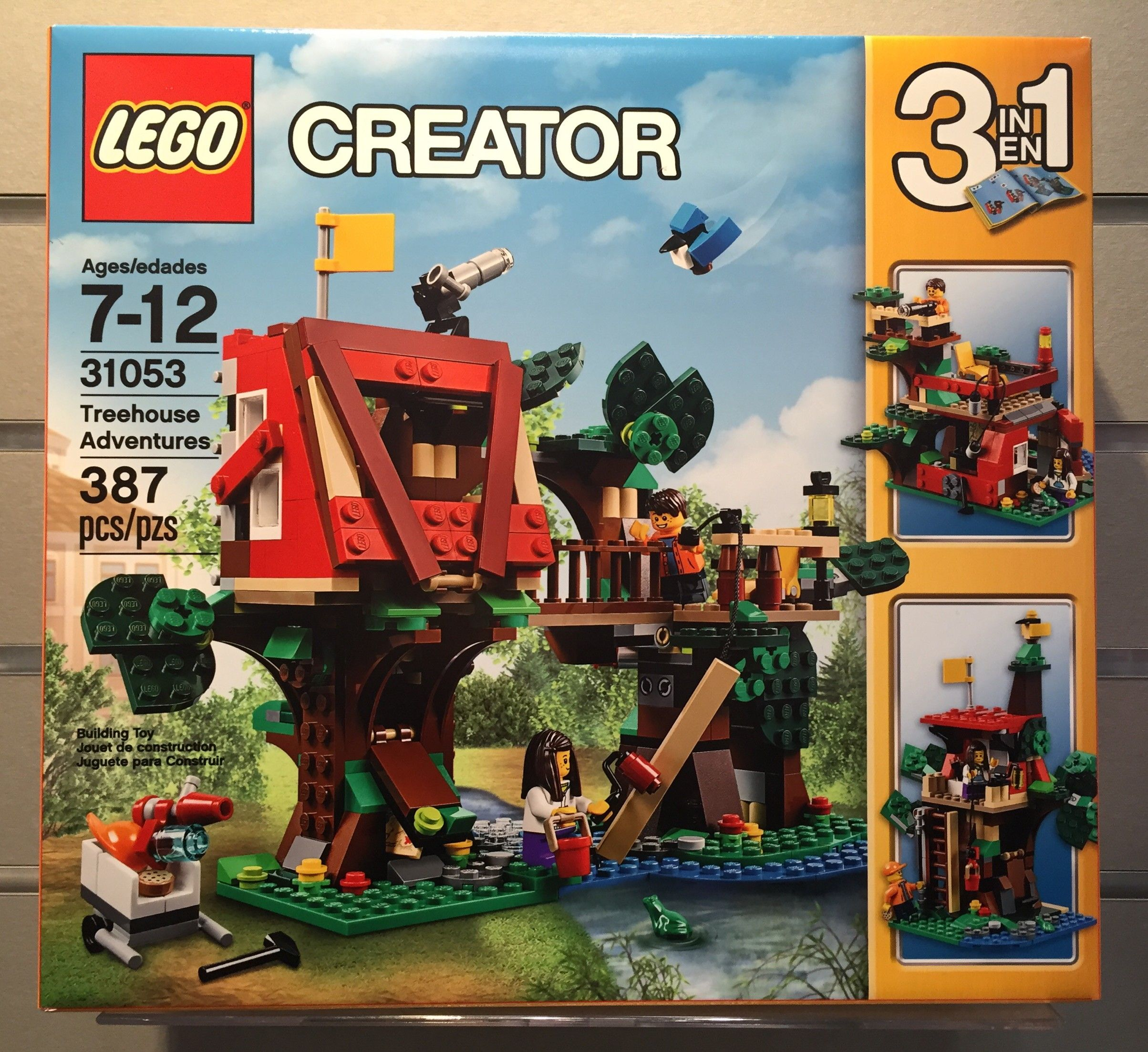 31053 treehouse adventures lego pinterest lego and. Black Bedroom Furniture Sets. Home Design Ideas