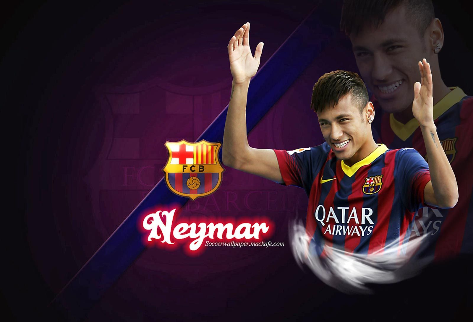 Neymar barcelona fc high resolution wallpapers httpwallucky search results for neymar wallpaper 2013 barca adorable wallpapers voltagebd Images