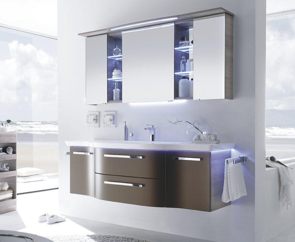 Pelipal Contea Badm Bel Set B 164 Cm Spiegelschrank Pelipal Badm Bel Contea Set B 164 Cm Spiegelschran In 2020 Bathroom Furniture Bathroom Lighted Bathroom Mirror