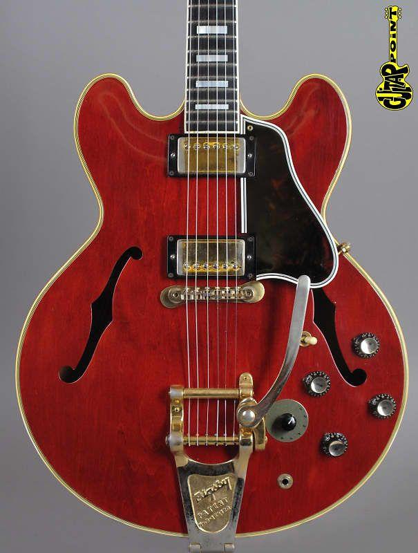 Gibson ES-355 TDSV 1961 Cherry 2x PAFs!   GuitarPoint GmbH #gibsonguitars