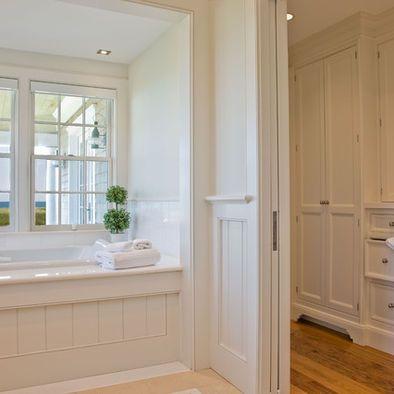 wainscotting | traditional bathroom, beautiful bathrooms