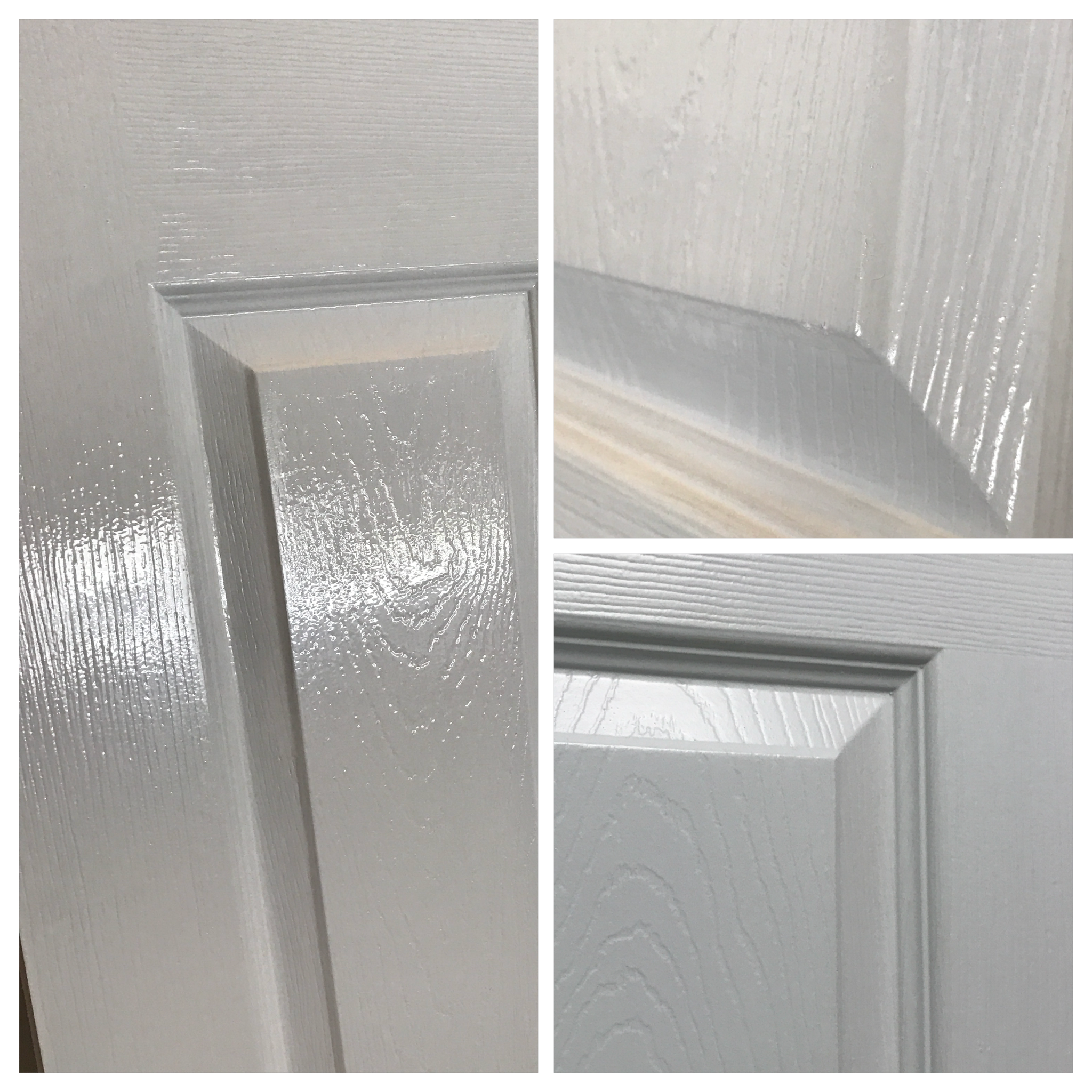 I Use Benjamin Moore Advance Exclusively For Wood Even