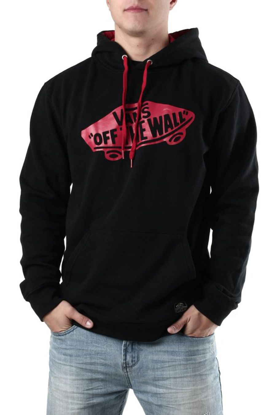 0c67f6a9bdd4 VANS Man Hooded sweater