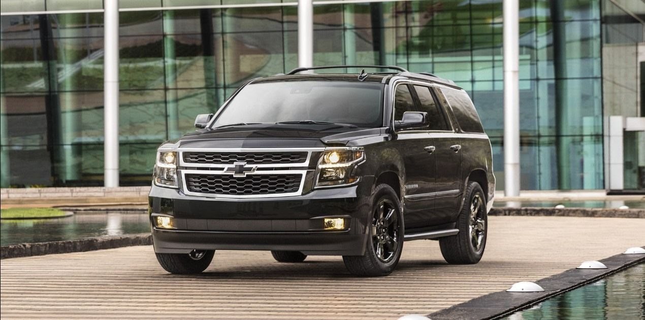 The 2020 Chevrolet Suburban Spy Shoot Large suv
