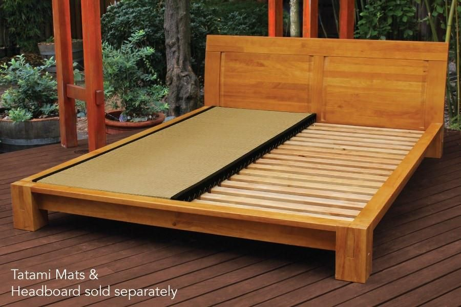 Tatami Bed Frame Tatami bed, Tatami mat, Bed frame