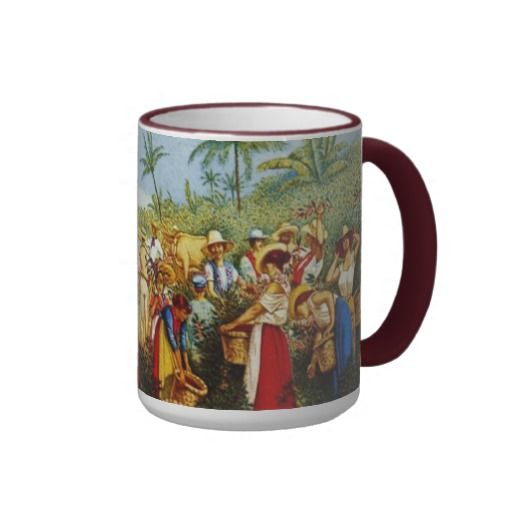 Allegory of Coffee and Bananas