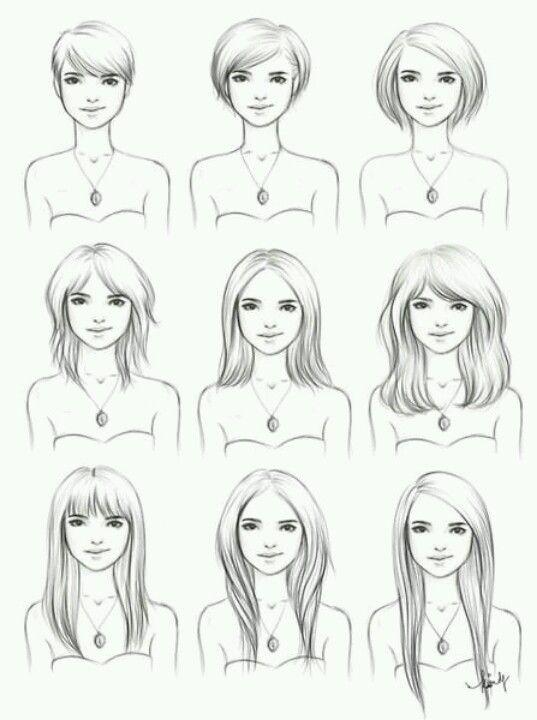 How To Grow Out Short Hair Haare Zeichnen Kurze Haare Wachsen Lassen Ovale Gesichtsformen