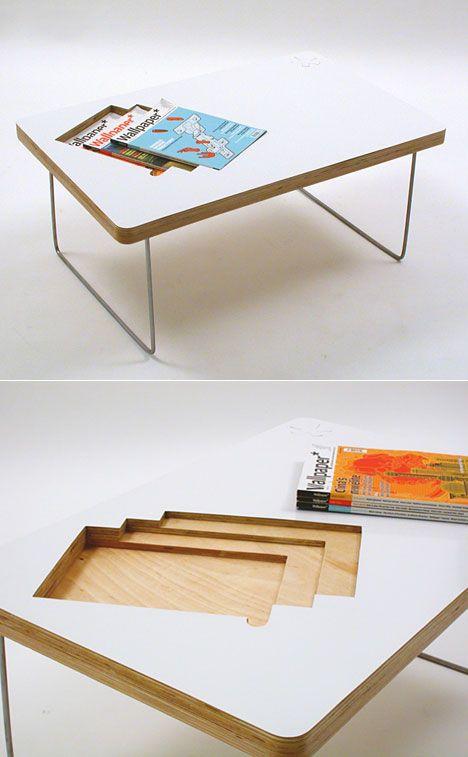 Magazine Coffee Table Sara Huston Coffee Table Design Interior Furniture Table Design