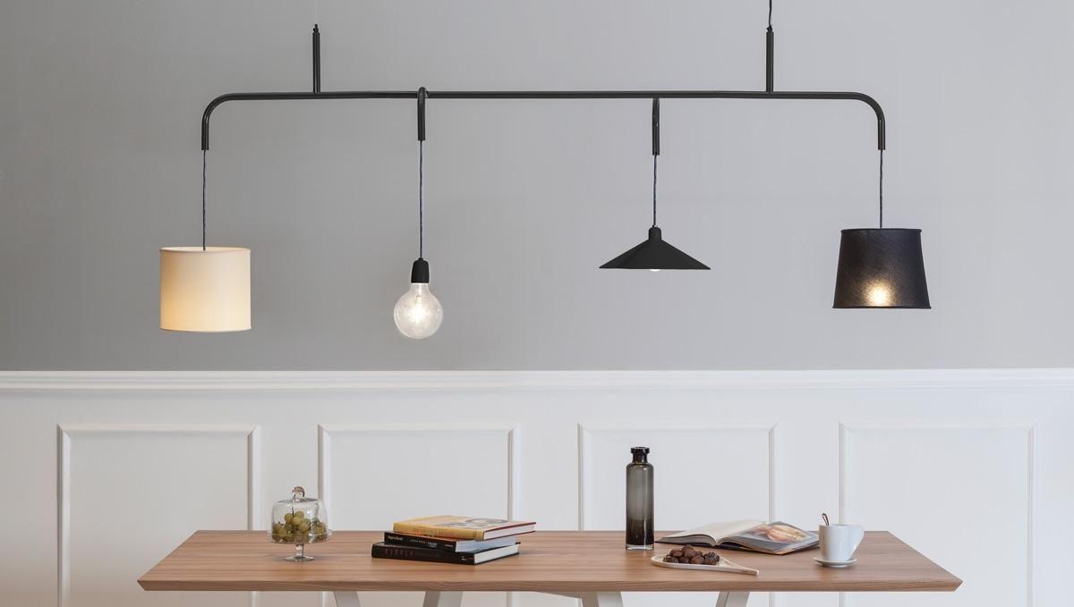 Lampade multifunzione e multitasking lightings