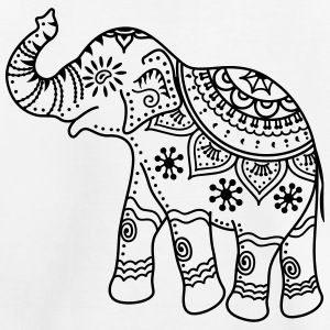 decorated indian elephant drawing - Google Search  Elefantes