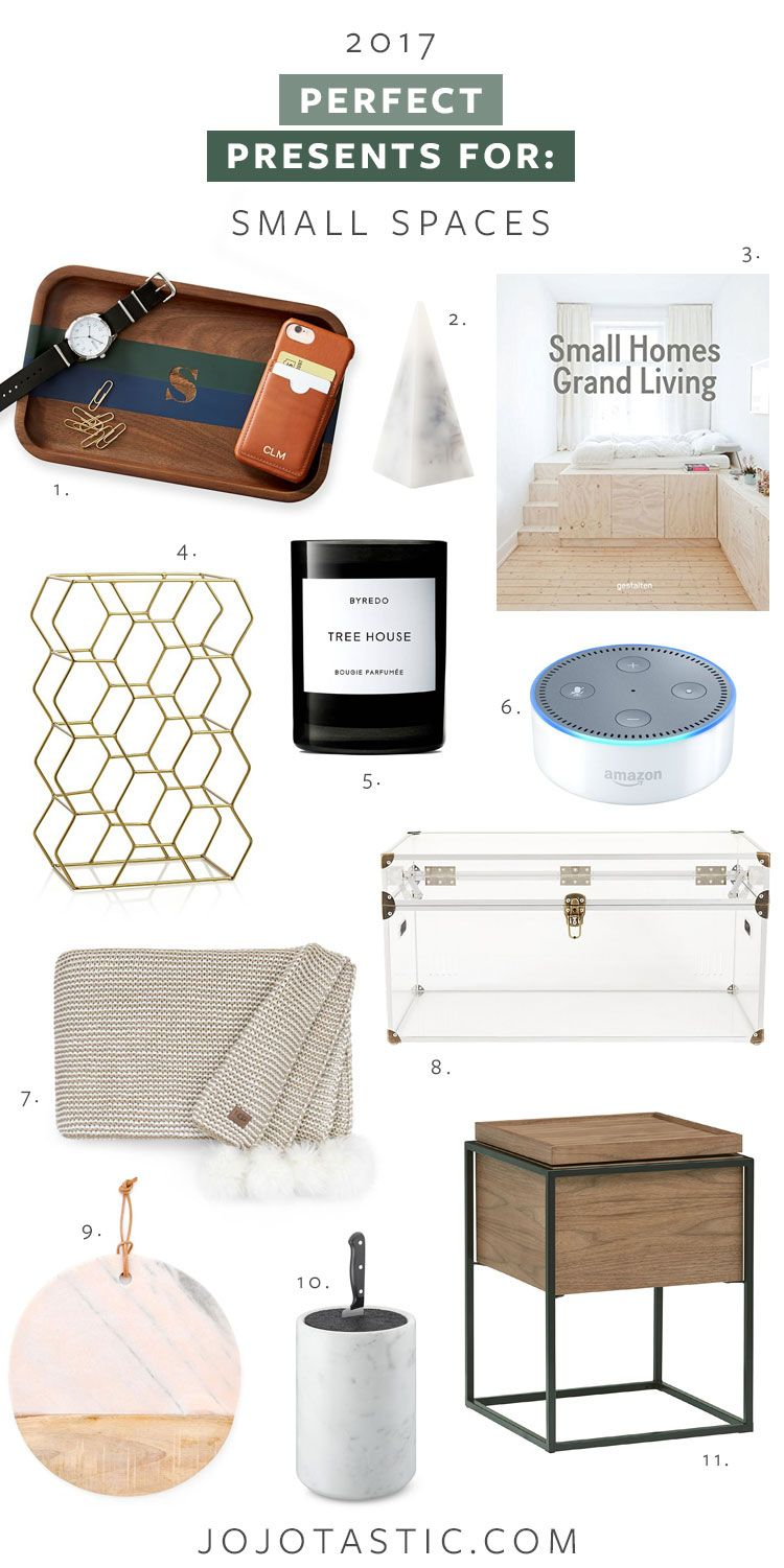 perfect presents for small spaces | Small spaces, Tiny houses and ...