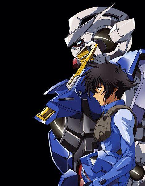 Setsuna F Seiei Gundam 00 Gundam Mobile Suit Gundam 00