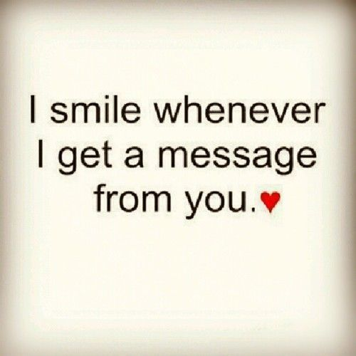 Cute Smile Quotes For Facebook: THINGS TO SAY YOUR BOYFRIEND TO MAKE HIM SMILE