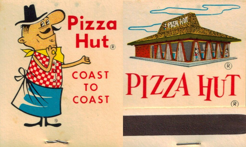 Pizza Hut Pizza hut, Old school pizza, Childhood memories