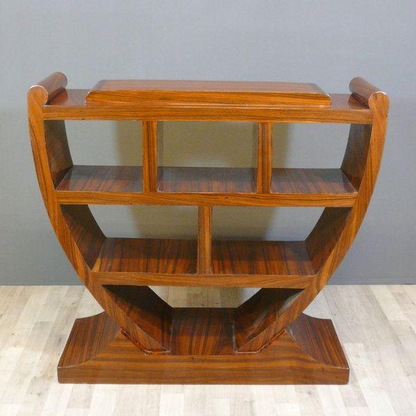 Meuble Bibliothèque art déco - Meubles art déco Art Deco Furniture
