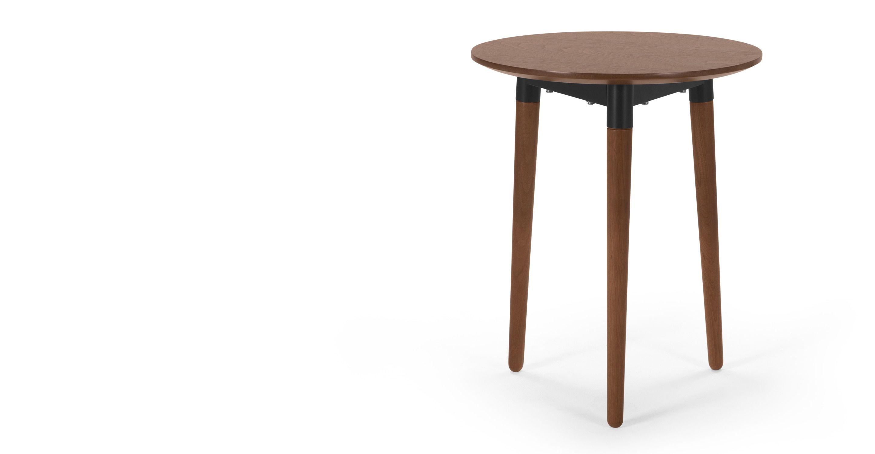Edelweiss Beistelltisch Walnuss Und Schwarz Made Com Jetzt Bestellen Unter Https Moebel Ladendirekt De Wohnzimmer Tische Be Esstisch Dekor Tisch Esstisch