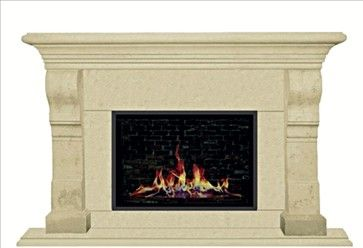 Tuscan Cast Stone Fireplace Mantel Mediterranean Fireplace Mantels Los Angeles Your Mantel Company Inc