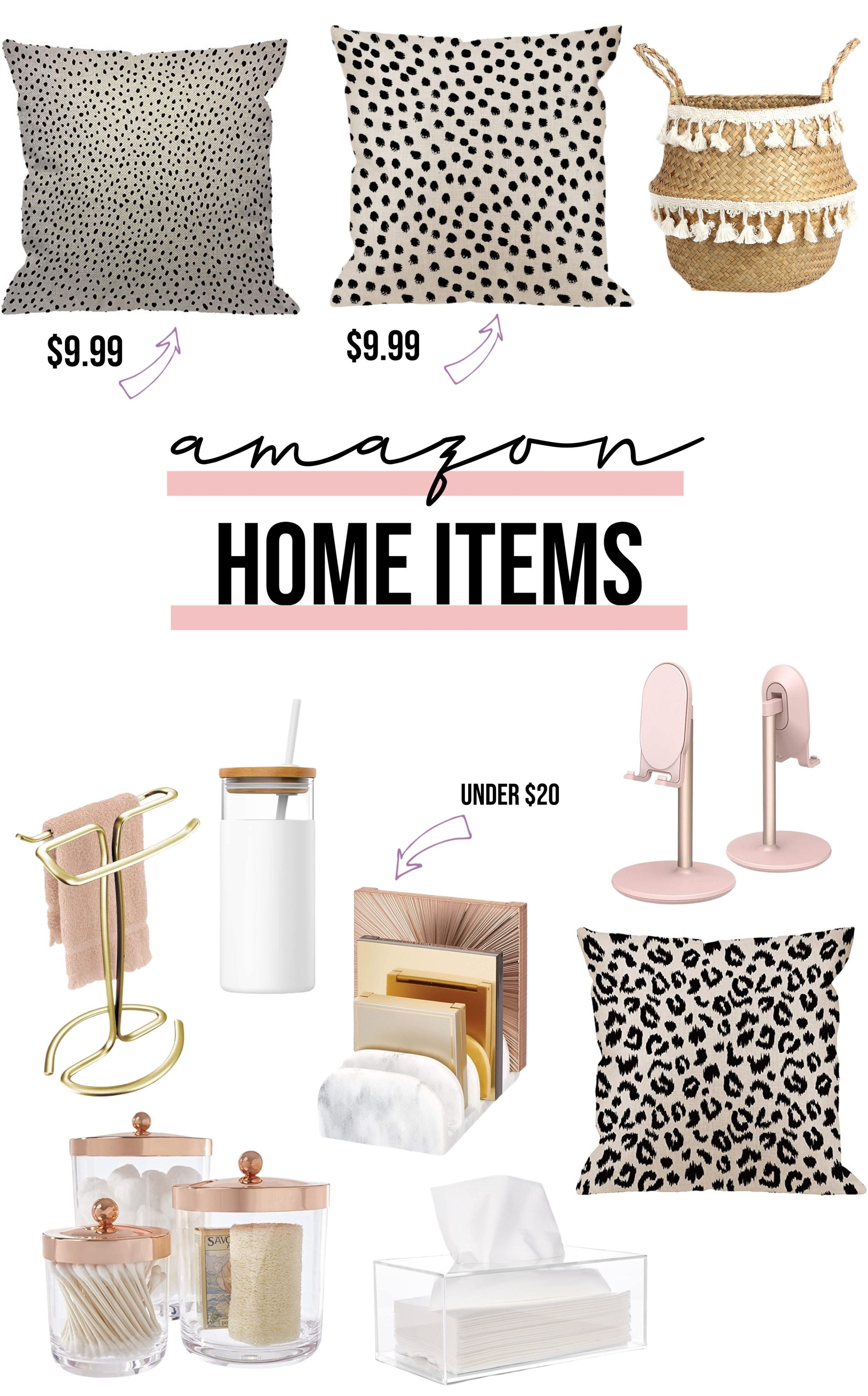 Amazon Home Decor Items That Are Budget Friendly Amazon Home Decor Home Decor Items Home Decor
