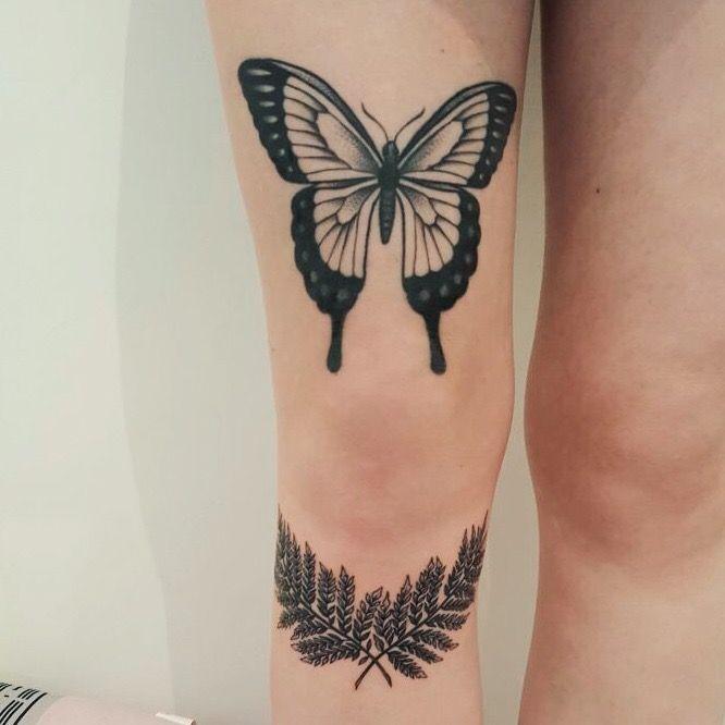 Pin By Kastle Mason On Tattoes In 2020 Knee Tattoo Blackwork Tattoo Ink Tattoo