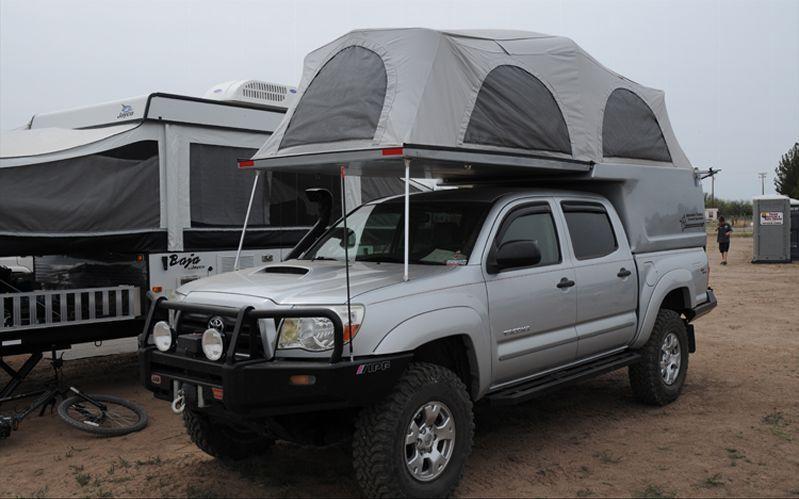 Zombie resistant truck tent? Toyota 2010 toyota